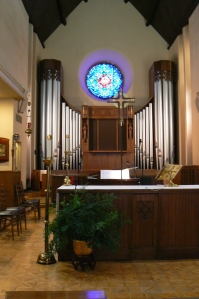 Trinity Cathedral's Reuter pipe organ