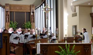 Cathedral Choir 2015